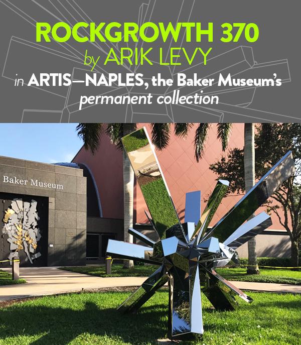 ARIK LEVY/RG370 at Baker Museum