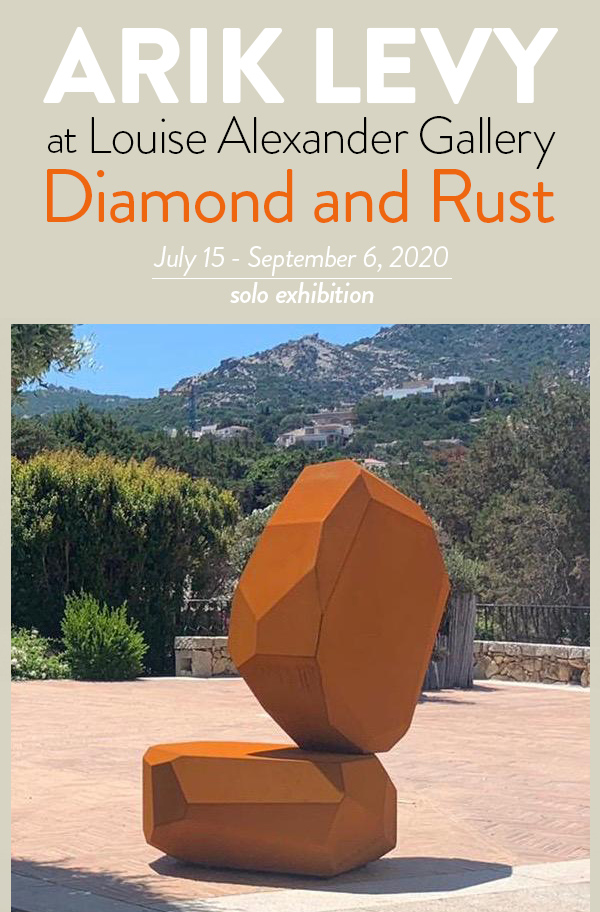 ARIK LEVY - Diamond and Rust 2020