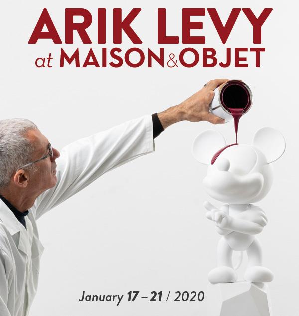 ARIK LEVY - Maison et Objet 2020