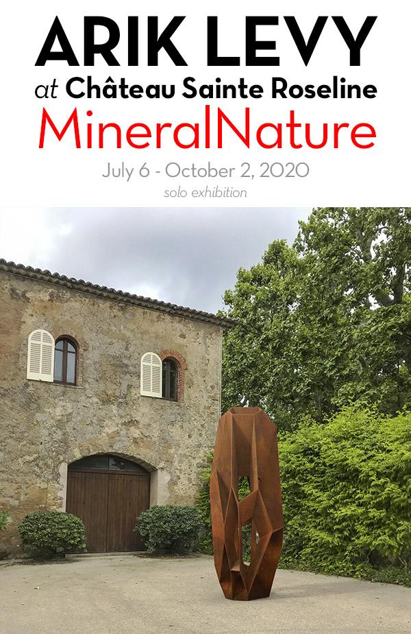 ARIK LEVY - Mineral Nature 2020