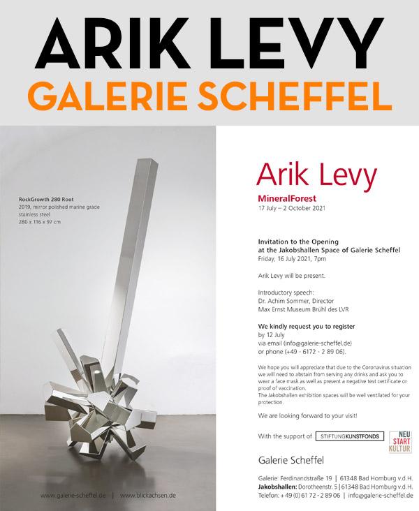 ARIK LEVY - MineralForest 2021